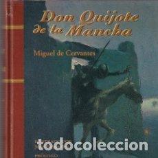 Libros de segunda mano: DON QUIJOTE DE LA MANCHA. Lote 144589714
