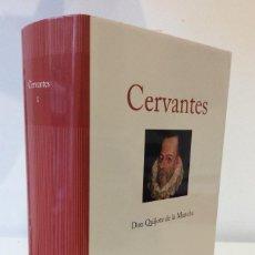 Libros de segunda mano: DON QUIJOTE DE LA MANCHA. CERVANTES I. EDITORIAL GREDOS. 2015.. Lote 144907882