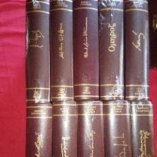 Libros de segunda mano: COLECCIÓN ANTOLOGÍA LITERATURA UNIVERSAL.EDICIÓN DE LUJO. ESPASA CALPE, 1997. 10 TOMOS. Lote 145070090
