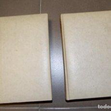 Libros de segunda mano: OBRAS CARLOS ROJAS TOMOS 1 Y 2. Lote 145299754