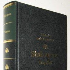 Libros de segunda mano: TRAGEDIAS- SHAKESPEARE *. Lote 145368902