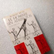 Libros de segunda mano: EL HOMBRE SIN ATRIBUTOS (VOLUMEN II) - MUSIL, ROBERT SIN SEÑALES DE USO. Lote 146091140