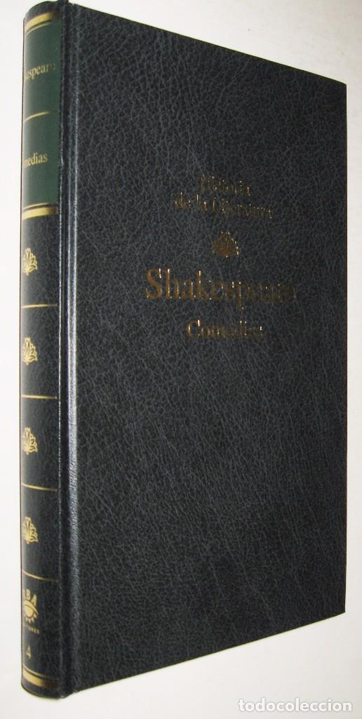 COMEDIAS - SHAKESPEARE * (Libros de Segunda Mano (posteriores a 1936) - Literatura - Narrativa - Clásicos)