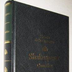 Libros de segunda mano: COMEDIAS - SHAKESPEARE *. Lote 145489898