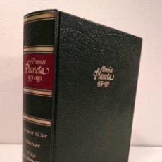 Libros de segunda mano: PREMIOS PLANETA 1979-1981. EDITORIAL PLANETA, BARCELONA, 1988. NUEVO. Lote 146277590