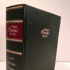 Libros de segunda mano: PREMIOS PLANETA 1973-1975. EDITORIAL PLANETA, BARCELONA, 1988. NUEVO. . Lote 146278146