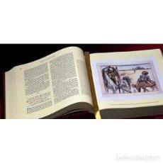 Libros de segunda mano: EL QUIJOTE. ILUSTRADO POR SALVADOR DALÍ. PLANETA. FUNDACIÓN GALA DALÍ.. Lote 146667842