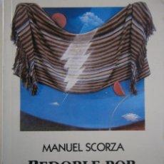 Livres d'occasion: REDOBLE POR RANCAS EDICION PERUANA PEISA 1986 MANUEL SCORZA. Lote 146744242