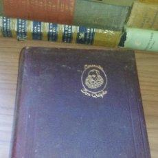 Libros de segunda mano: EL INGENIOSO HIDALGO DON QUIJOTE - MIGUEL DE CERVANTES SAAVEDRA - EDITORIAL AGUILAR - 1949 ------ZXY. Lote 146870038