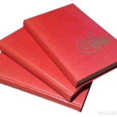 Libros de segunda mano: NOVELAS EJEMPLARES / MIGUEL DE CERVANTES SAAVEDRA. BARCELONA : CÍRCULO DE LECTORES, 1965-1967. 3 VOL. Lote 147565030