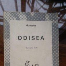 Libros de segunda mano: HOMERO, ODISEA, COLECCIÒN AUSTRAL, ESPASA CALPE, VOLUMEN EXTRA. Lote 147598738