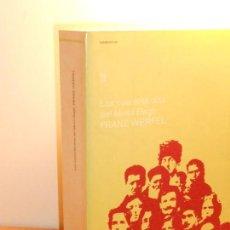 Libros de segunda mano: LOS CUARENTA DÍAS DE MUSA DAGH, FRANZ WERFEL - MUY ESCASO. Lote 147760366