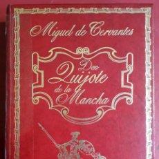 Libros de segunda mano: MIGUEL DE CERVANTES . DON QUIJOTE DE LA MANCHA. Lote 147898690