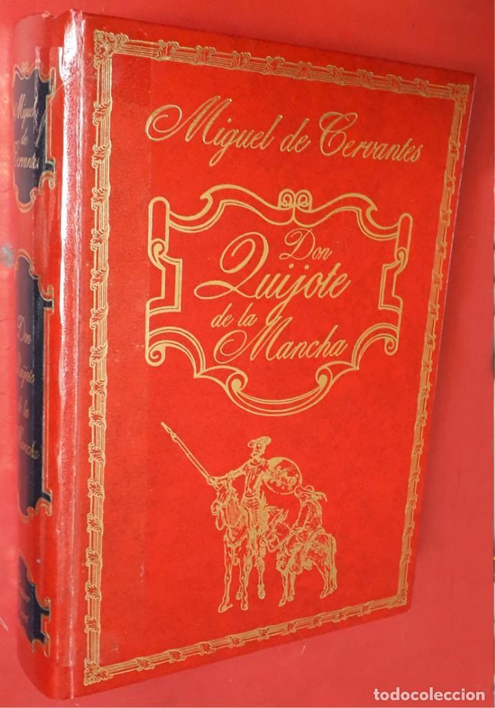Libros de segunda mano: Miguel de Cervantes . Don Quijote de la Mancha - Foto 2 - 147898690