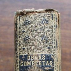 Libros de segunda mano: OBRAS COMPLETAS DE CONCHA ESPINA - EDICIONES FAX - 1944. Lote 148186922