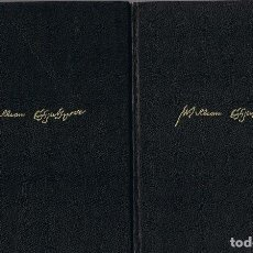 Libros de segunda mano: WILLIAM SHAKESPEARE OBRAS COMPLETAS TOMO I Y II AGUILAR . Lote 148217334