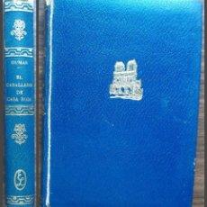 Libros de segunda mano: EL CABALLERO DE CASA ROJA. ALEJANDRO DUMAS 1963. Lote 148658910