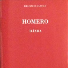 Libros de segunda mano - Iliada - Homero - 148811205