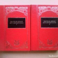 Libros de segunda mano: JULIO VERNE. EDICIONES NÁJERA. 20000 LEGUAS DE VIAJE SUBMARINO. 1ª Y 2ª PARTE.. Lote 148902758