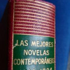 Libros de segunda mano: LAS MEJORES NOVELAS CONTEMPORÁNEAS, TOMOS I Y II. EDITORIAL PLANETA,PRIMERA EDICIÓN 1958. Lote 149356222