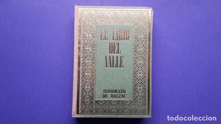 Libros de segunda mano: EL LIRIO DEL VALLE. (Honorato de Balzac) - Foto 2 - 149743406