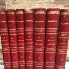 Libros de segunda mano: LA NOVELA ILUSTRADA ROCAMBOLE. Lote 149760738