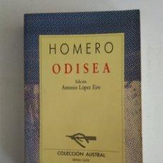 Libros de segunda mano: ODISEA/HOMERO. Lote 149817961