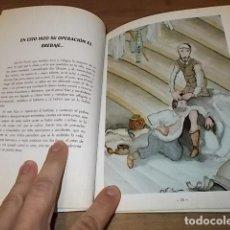 Libros de segunda mano: DON QUIJOTE DE LA MANCHA. MIGUEL DE CERVANTES. ILUSTRADO POR ANTONIO GOMIS. ALICANTE. 2005. FOTOS.. Lote 150039358