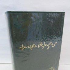 Libros de segunda mano: SANTA TERESA DE JESUS. OBRAS COMPLETAS. EDITORIAL DE ESPIRITUALIDAD. 1976. VER FOTOGRAFIAS. Lote 150224222