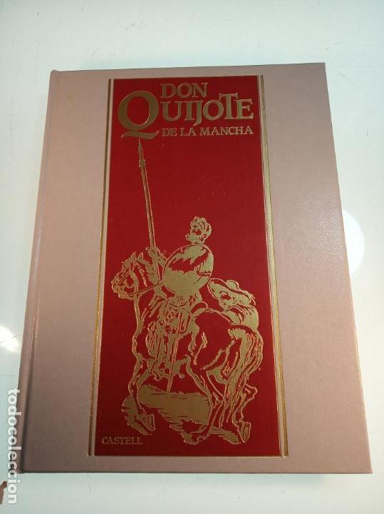 Libros de segunda mano: DON QUIJOTE DE LA MANCHA - MIGUEL DE CERVANTES SAAVEDRA - INFANTIL - COMIC - A ESTRENAR - 10 TOMOS - - Foto 3 - 150227342