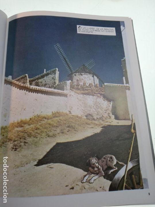 Libros de segunda mano: DON QUIJOTE DE LA MANCHA - MIGUEL DE CERVANTES SAAVEDRA - INFANTIL - COMIC - A ESTRENAR - 10 TOMOS - - Foto 7 - 150227342