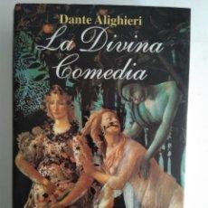 Libros de segunda mano: LA DIVINA COMEDIA/DANTE ALIGHIERI. Lote 150326162