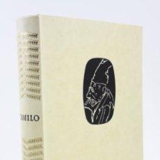 Libros de segunda mano: O ROMANCE DE CAMILO, AQUILINO RIBEIRO, 1957, FÓLIO, LISBOA. 28X23CM. Lote 150329086