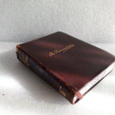 Libros de segunda mano: A. PALACIO VALDÉS, OBRAS COMPLETAS, NOVELAS Y OTROS ESCRITOS TOMO II AGUILAR 3ª TERCERA EDICIÓN 1952. Lote 150349930