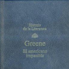 Libros de segunda mano: EL AMERICANO IMPASIBLE, GRAHAM GREENE. Lote 150638558