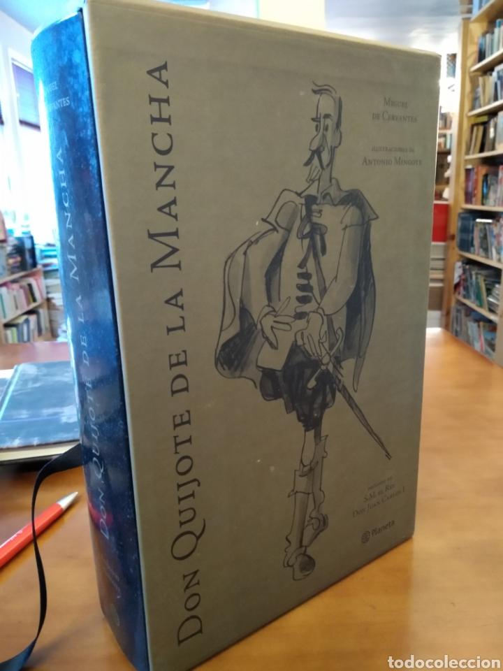 DON QUIJOTE DE LA MANCHA. MIGUEL DE CERVANTES (Libros de Segunda Mano (posteriores a 1936) - Literatura - Narrativa - Clásicos)