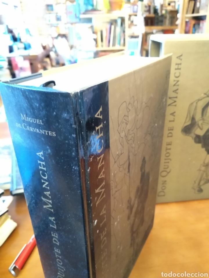 Libros de segunda mano: DON QUIJOTE DE LA MANCHA. MIGUEL DE CERVANTES - Foto 2 - 150980432