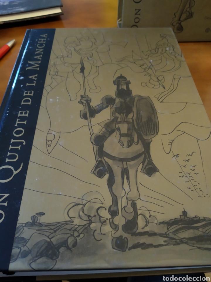 Libros de segunda mano: DON QUIJOTE DE LA MANCHA. MIGUEL DE CERVANTES - Foto 3 - 150980432
