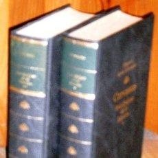 Libros de segunda mano: DON QUIJOTE DE LA MANCHA 2T POR MIGUEL DE CERVANTES DE EDICIONES RBA EN BARCELONA 1998. Lote 202248928