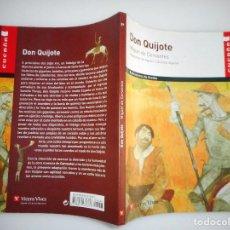 Libros de segunda mano: MIGUEL DE CERVANTES DON QUIJOTE Y92519. Lote 151223830