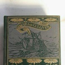 Libros de segunda mano: VIAJES DE GULLIVER. Lote 151657794