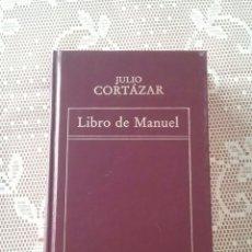 Libros de segunda mano: LIBRO DE MANUEL. JULIO CORTAZAR . EDITORIAL BRUGUERA, S.A. 1984. Lote 151663569