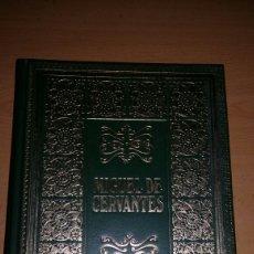 Libros de segunda mano: EL INGENIOSO HIDALGO DON QUIJOTE DE LA MANCHA. MIGUEL DE CERVANTES. Lote 152107752