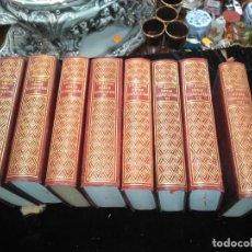 Libros de segunda mano: PIO BAROJA - OBRAS COMPLETAS ( 8 TOMOS ) COMPLETO , BIBLIOTECA NUEVA , MADRID. Lote 152113154