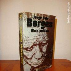 Livros em segunda mão: OBRA POÉTICA 1923-1976 - JORGE LUIS BORGES - ALIANZA TRES. Lote 152140246