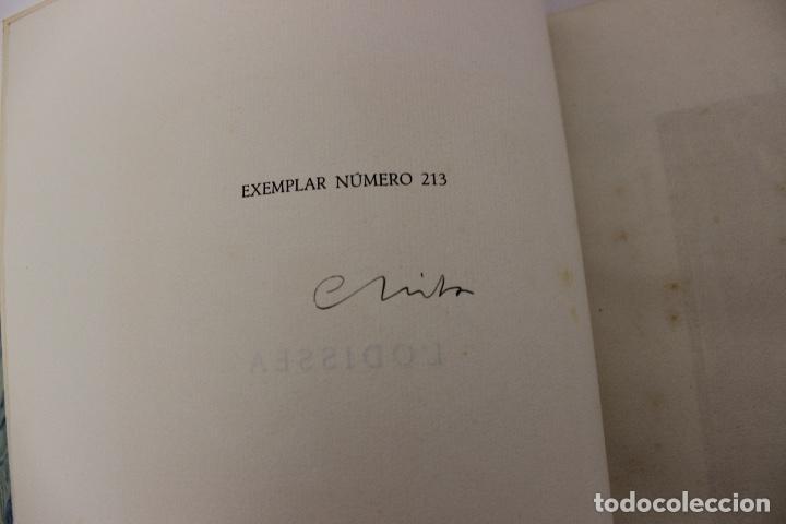 Libros de segunda mano: LA ODISSEA DE HOMER, TRADUCIDA AL CATALÁN POR CARLES RIBA GRABADOS A LA MADERA POR E.C. RICART. 1948 - Foto 19 - 152301842