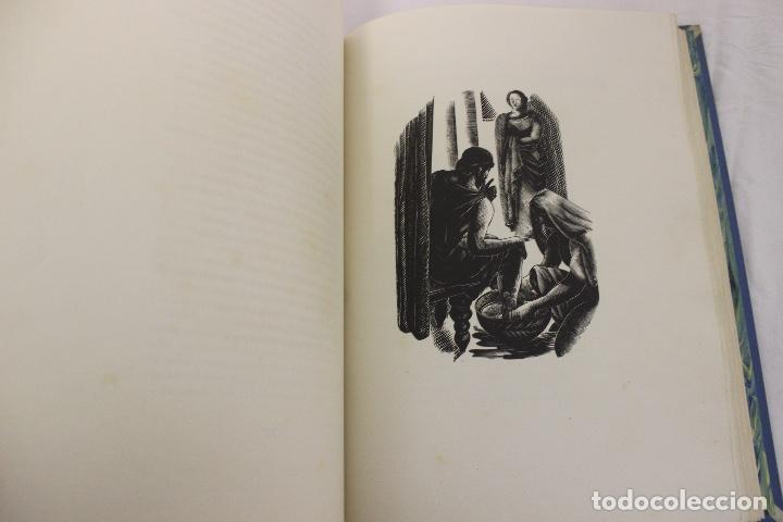Libros de segunda mano: LA ODISSEA DE HOMER, TRADUCIDA AL CATALÁN POR CARLES RIBA GRABADOS A LA MADERA POR E.C. RICART. 1948 - Foto 23 - 152301842