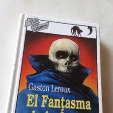 Libros de segunda mano: EL FANTASMA DE LA ÓPERA, DE GASTON LEROUX. ANAYA, TUS LIBROS. EXCELENTE ESTADO.. Lote 136423846