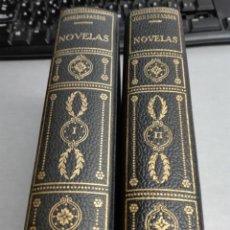 Libros de segunda mano - JOHN DOS PASSOS / NOVELAS 2 TOMOS: I y II / EDITORIAL PLANETA - 152397106
