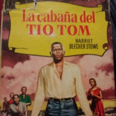 Libros de segunda mano: LA CABAÑA DEL TÍO TOM. HARRIET BEECHER STOWE. CON 250 ILUSTRACIONES. BRUGUERA. COLECCIÓN HISTORIAS 1. Lote 152963314